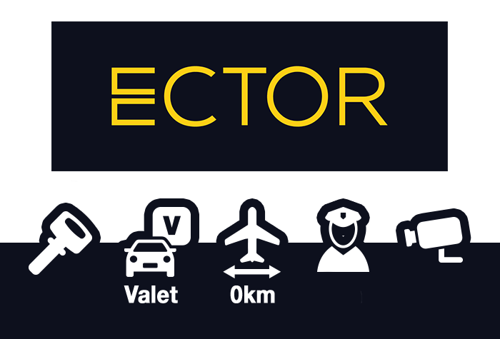 Ector Parkplatz Bordeaux Valet