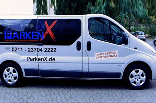 Parken X Einzelgarage Düsseldorf