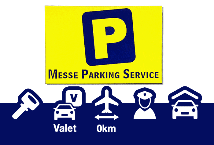 Messe Parking Service Parkeergarage Valet