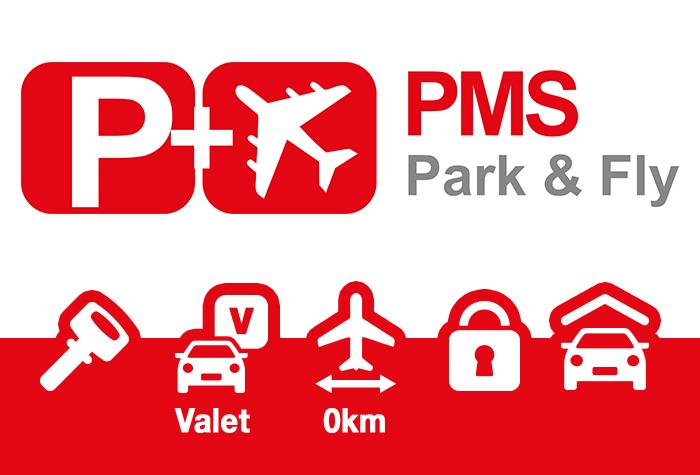 PMS Park & Fly Buitenparkeerplaats Valet Parkeren Hamburg