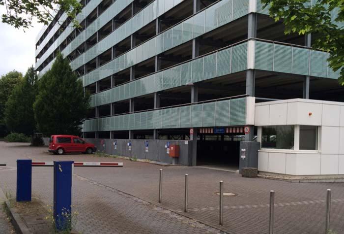 Aeroparkservice Parkhaus Frankfurt