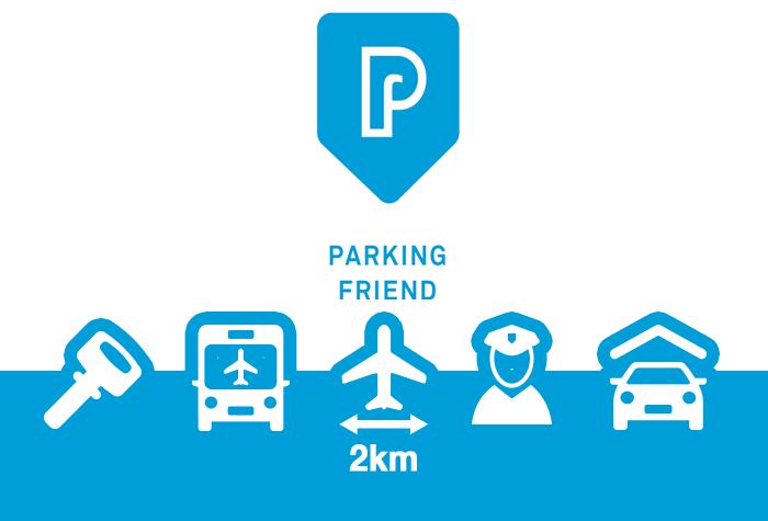 Parking Friend Parkhalle Genf