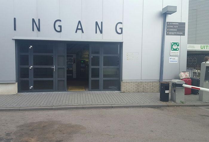 247 Parking Schiphol Parkhalle
