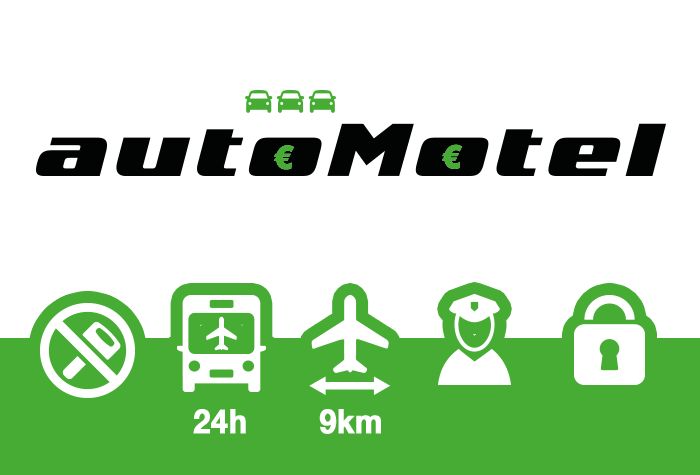AutoMotel Shuttle Parkplatz Amsterdam