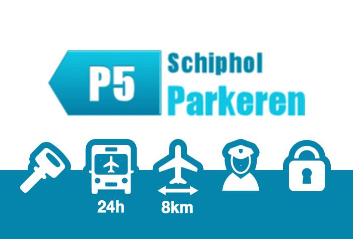 P5 Parkeren Schiphol Parkplatz Shuttle