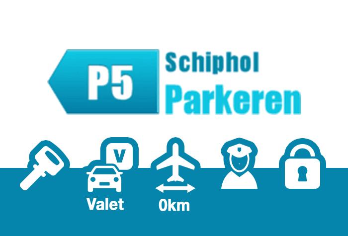 P5 Parkeren Schiphol Parkplatz Valet