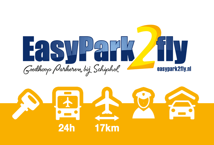 EasyPark2fly Amsterdam Parkhaus