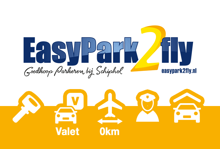 EasyPark2fly Amsterdam Parkhaus Valet
