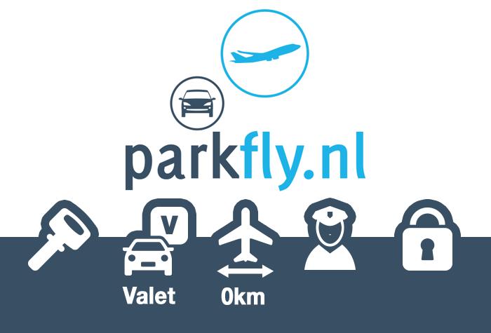 Schiphol ParkFly Valet Parkplatz