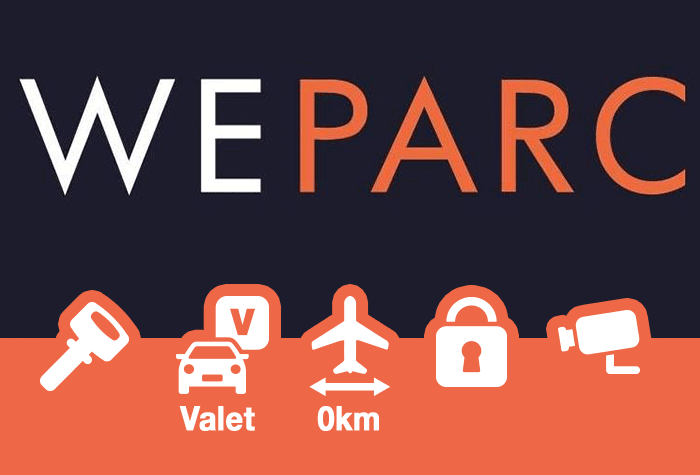 VIP Valet Parkhaus Schiphol - WeParc