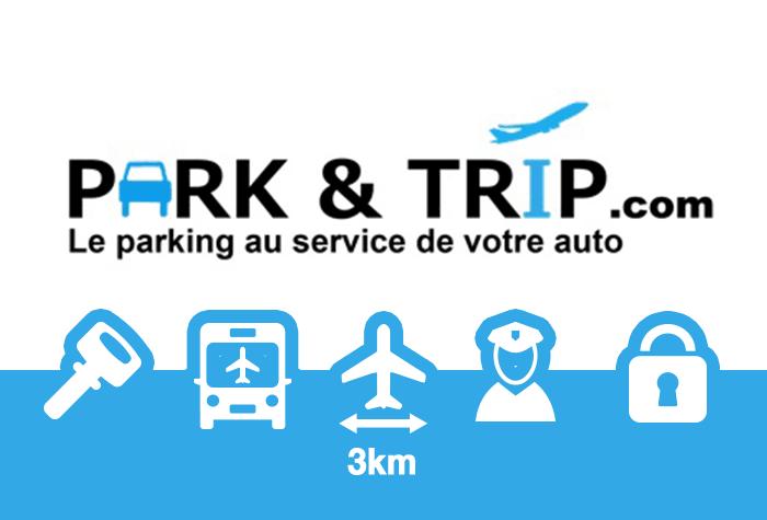 Park & Trip Parkplatz Bordeaux