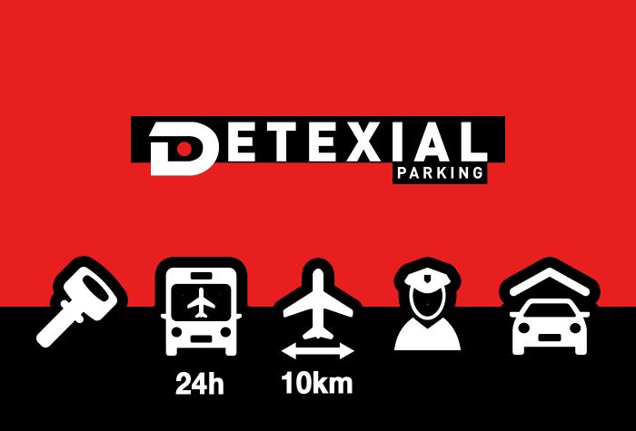 Detexial Parking Parkhalle Bordeaux