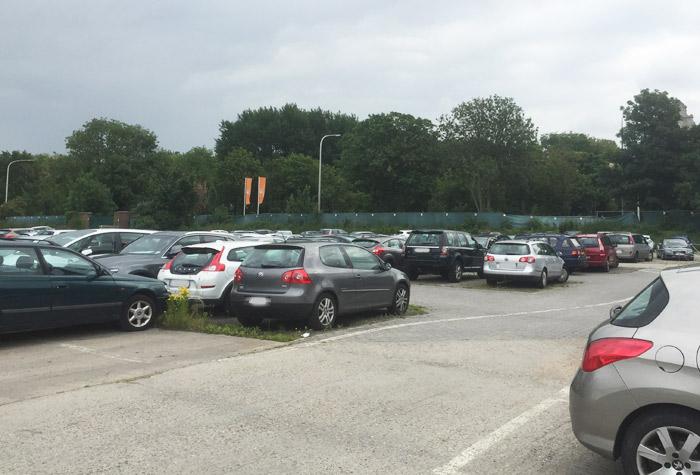 Quick Parking Parkplatz Zaventem