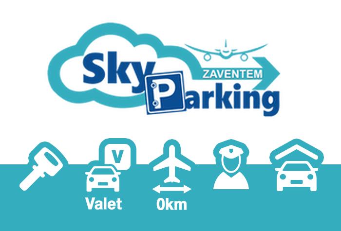 Sky Parking Parkhall Zaventem Valet