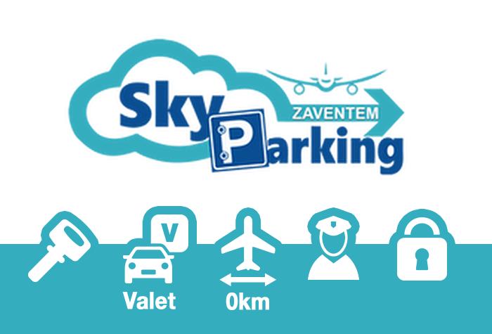 Sky Parking Parkplatz Zaventem Valet