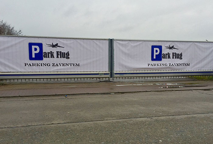 Park and Go Parkplatz Zaventem