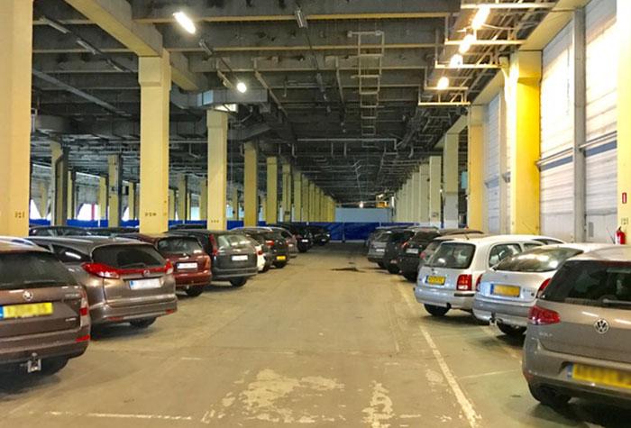 Times Parking Parkhalle Zaventem Bruessel