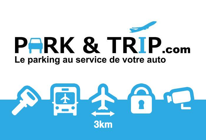 Park and Trip Parkplatz