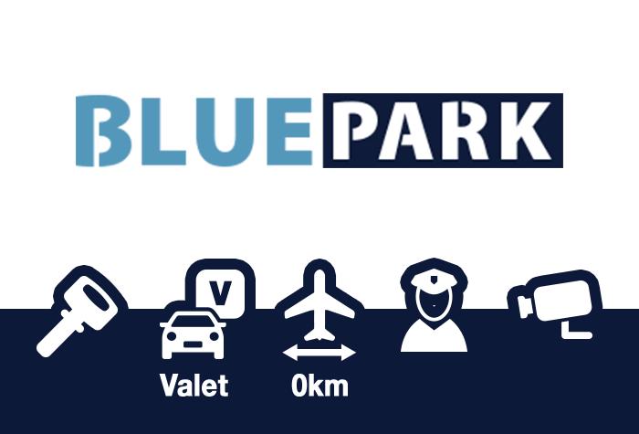 Blue Park Basel Parkplatz Valet