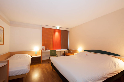 Hotel ibis Mulhouse Basel Airport