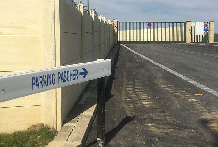Parking Pascher CDG Airport Parken