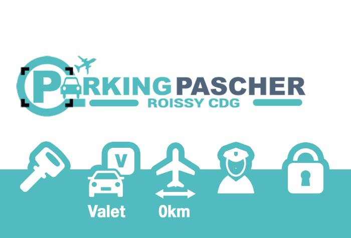 Parking Pascher CDG Valet Parken
