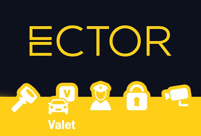 Ector Parkplatz CDG Valet