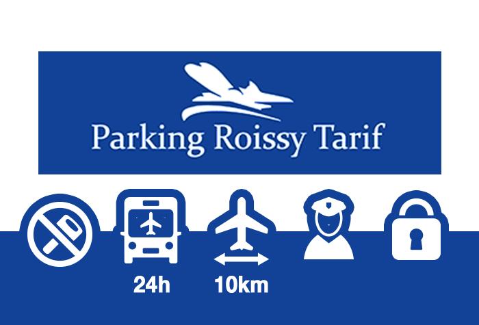 Parking Roissy Tarif Parkplatz CDG