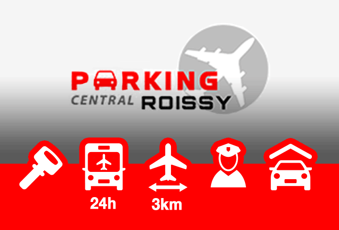Parking Central Roissy Parkhalle