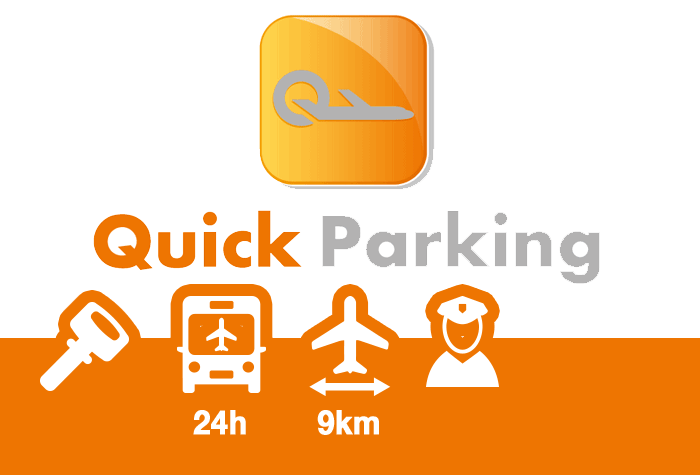 Quick Parking Parkplatz CDG