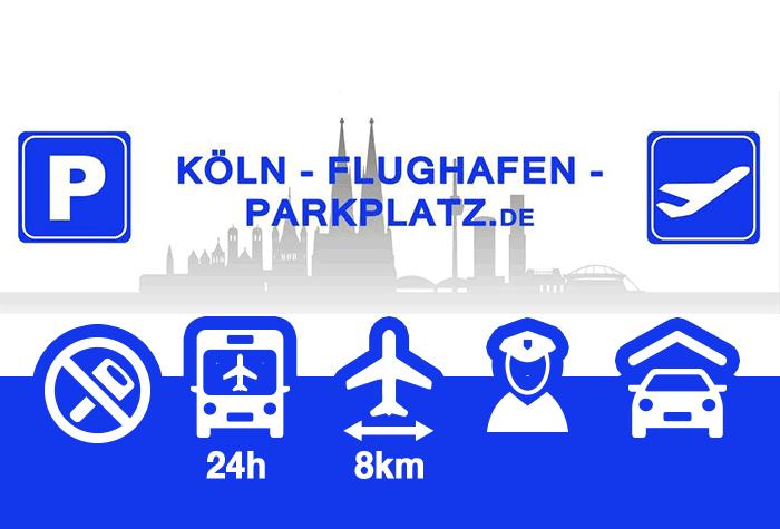 Köln Flughafen Parkhalle