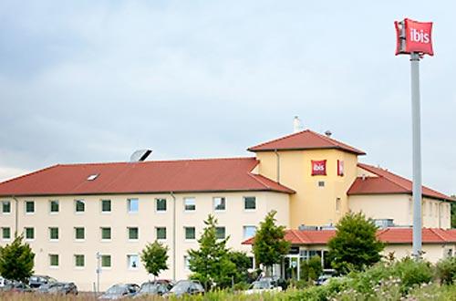 ibis Köln Airport Hotel (Taxitransfer)