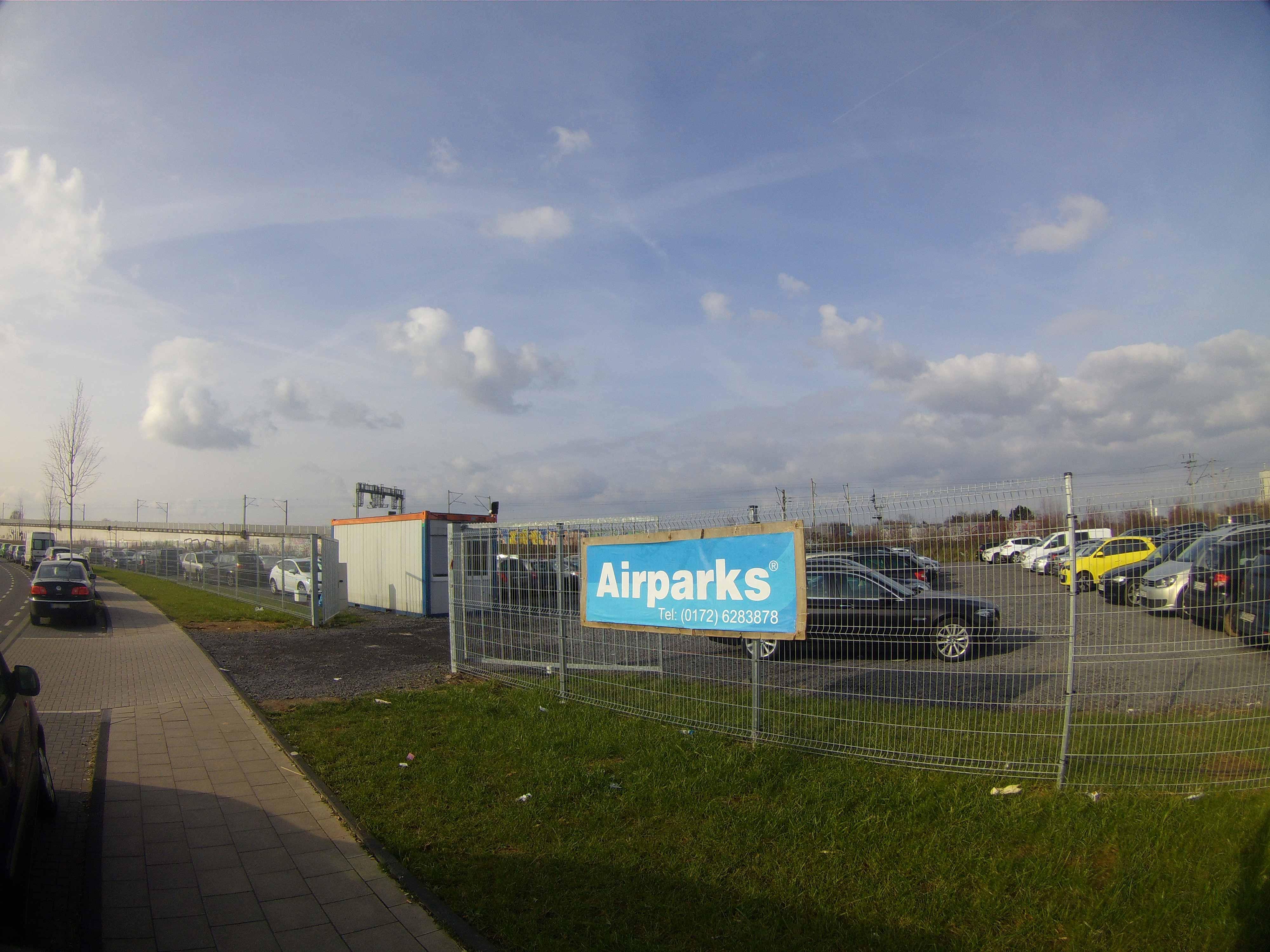 Airparks Parkplaats Keulen Wahn