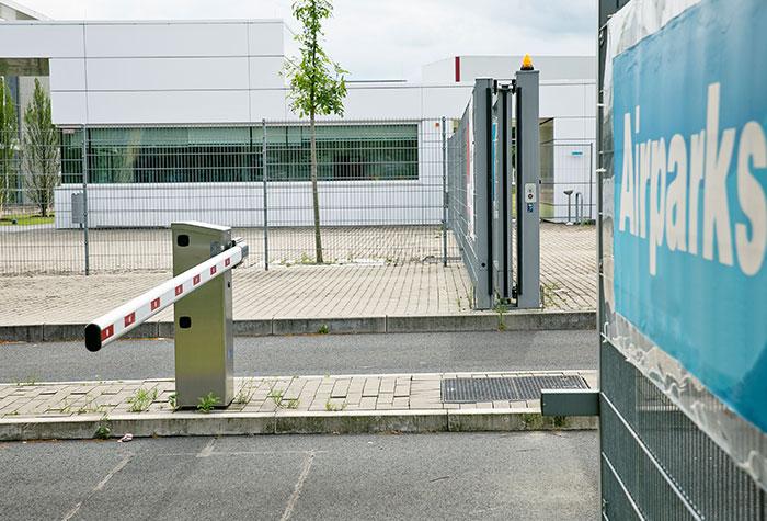 Airparks Gremberghoven Edmund-Rumpler-Strasse