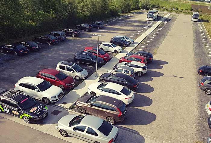 IBIS Budget Parking Charleroi