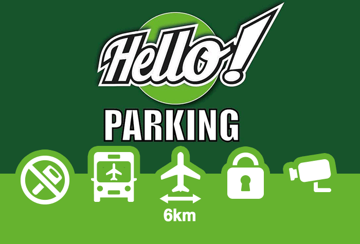 Hello! Parking Parkhalle Charleroi