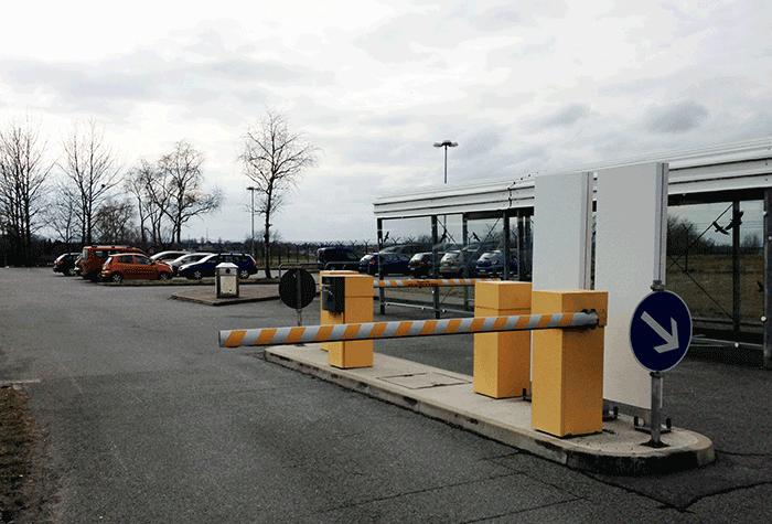 Flughafen Dresden P4A Bestpreis Parken