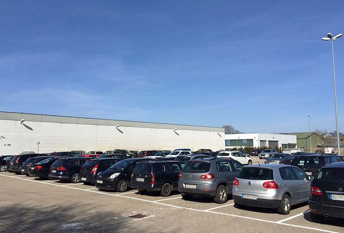 Easy Airport Parking Parkplatz Dortmund