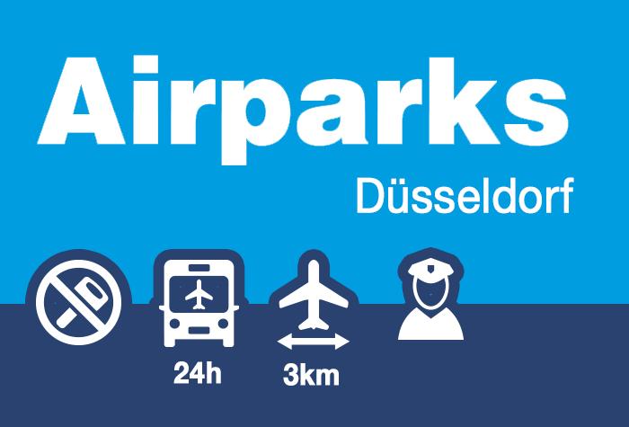 Airparks Parkplatz Düsseldorf