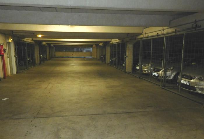 Parken X Einzelgarage Serviceparken Düsseldorf