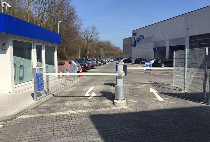 Easy Airport Parking Düsseldorf Budget