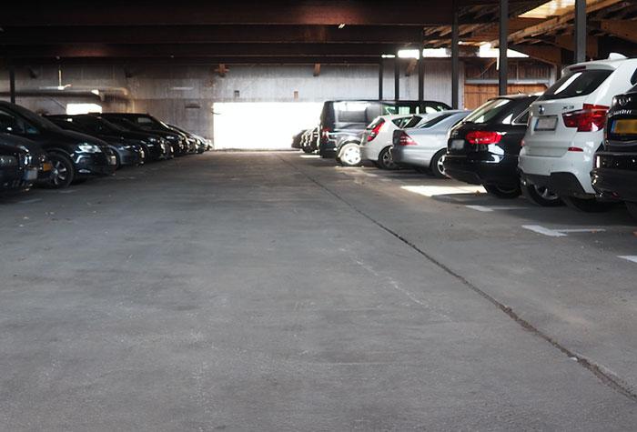 Primus Parken Parkeerplaats Dusseldorf