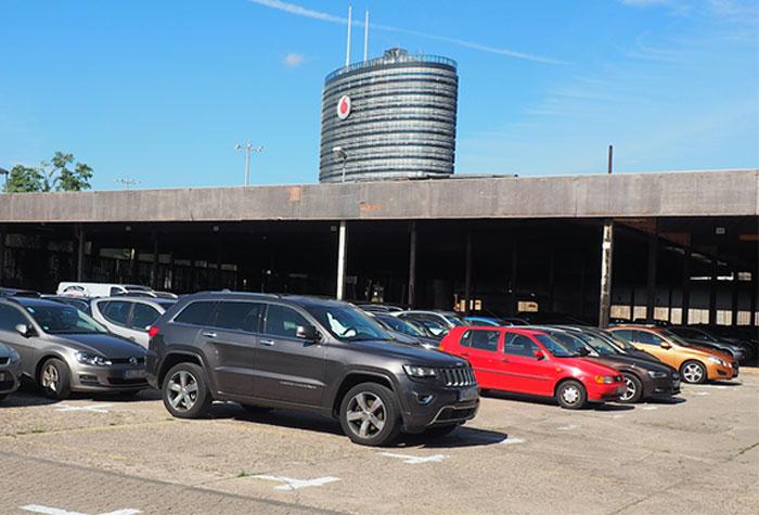 Primus Parken Parkplatz