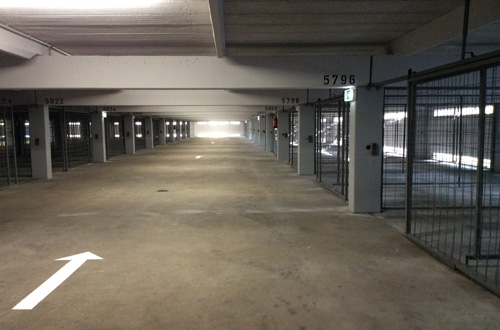 Planet Parking Parkhalle Turin