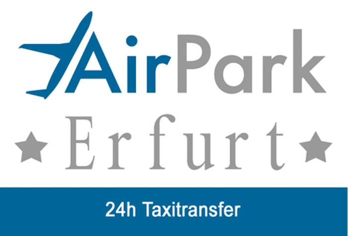 Airpark Parkplatz Erfurt