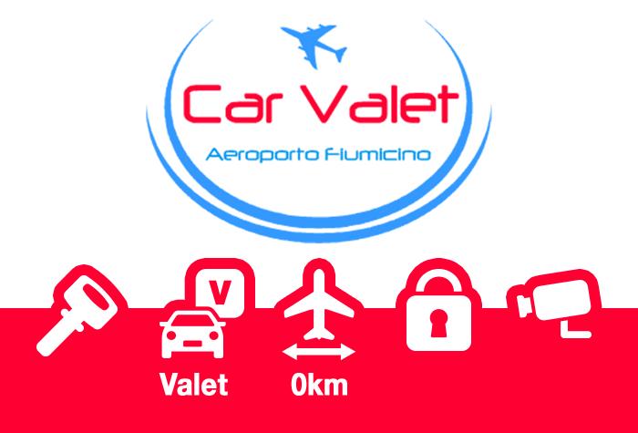 Car Valet Parkplatz Fiumicino