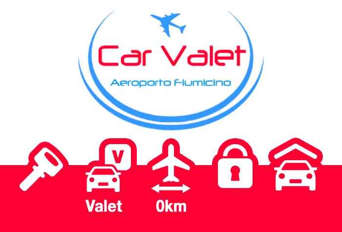 Car Valet Parkhalle Fiumicino
