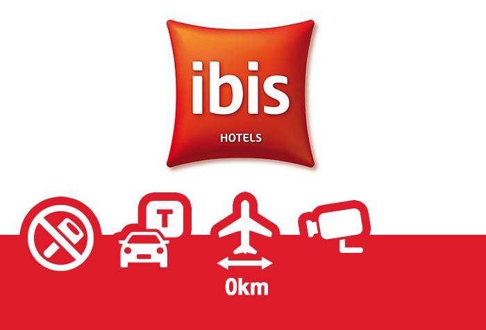 ibis Friedrichshafen Airport Messe Parkplatz