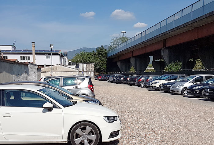SIMPLY PARKING Parkplatz Florenz