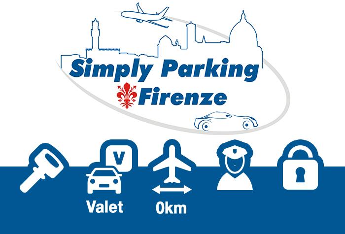SIMPLY PARKING Parkplatz Valet Florenz